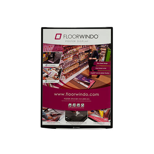 FloorWindo® A1 5 Glossy - Standard Poster